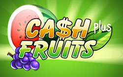 Cash Fruits Plus,