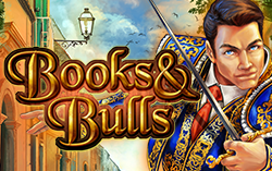 Books and Bulls - 5 Walzen Slot legal online spielen OnlineCasino Deutschland