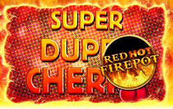 Super Duper Cherry - Fruit Slots legal im Onlinecasino spielen OnlineCasino Deutschland