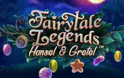 Fairy Tale Legends Hansel And Gretel,