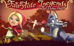 Fairy Tale Legends Red Riding Hood,