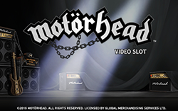 Motörhead Video Slot,